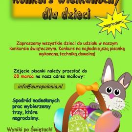 Konkurs Wielkanocny!