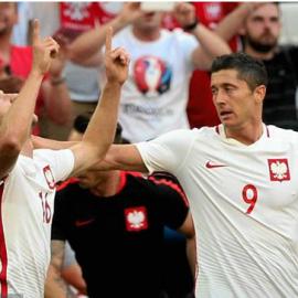 Strefa kibica –Amsterdam -Mecz Polska – Szwajcaria